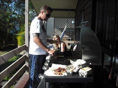 Aussie BBQ Breakfast