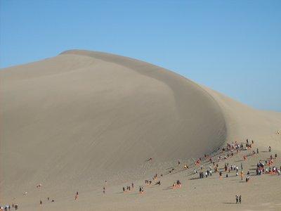 Echoing Sand Dune