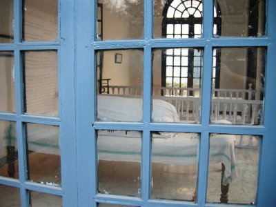 Gandhi's Room where he spent the last days of his life