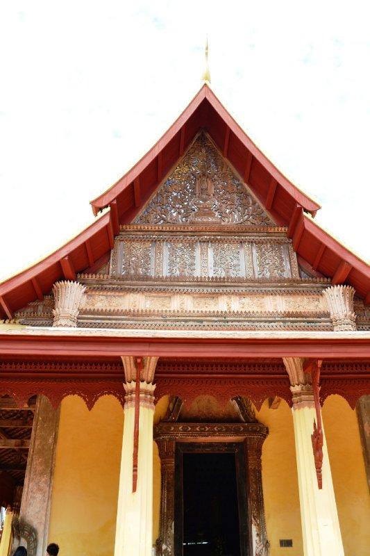Wat Sisaket, Vientiane, Laos