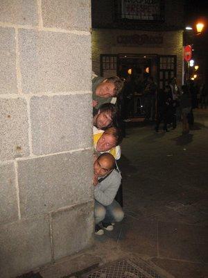 Los cichos en Madrid