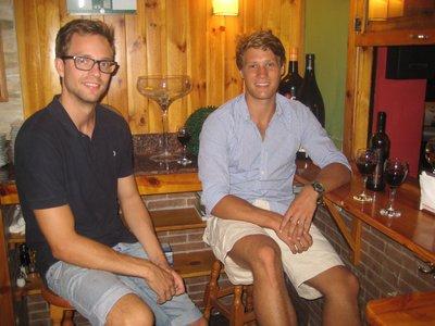 På tanto monto - vår nye favorittrestaurant - med André