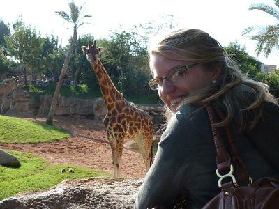 giraff!