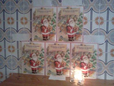 jul på kjøkkenet