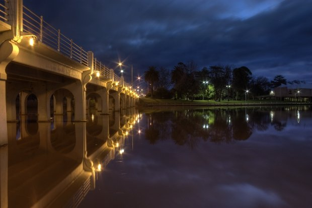 Benalla Monash Bridge
