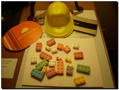 Construction candy
