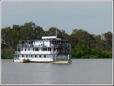 River Boat - Mannum