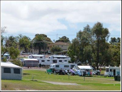 The Caravan Park