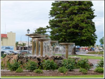 Renmark Fountains