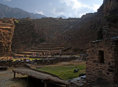 Ollyantaytambo Incan Ruins