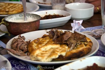 Incredible Kurdish lamb Kabap!