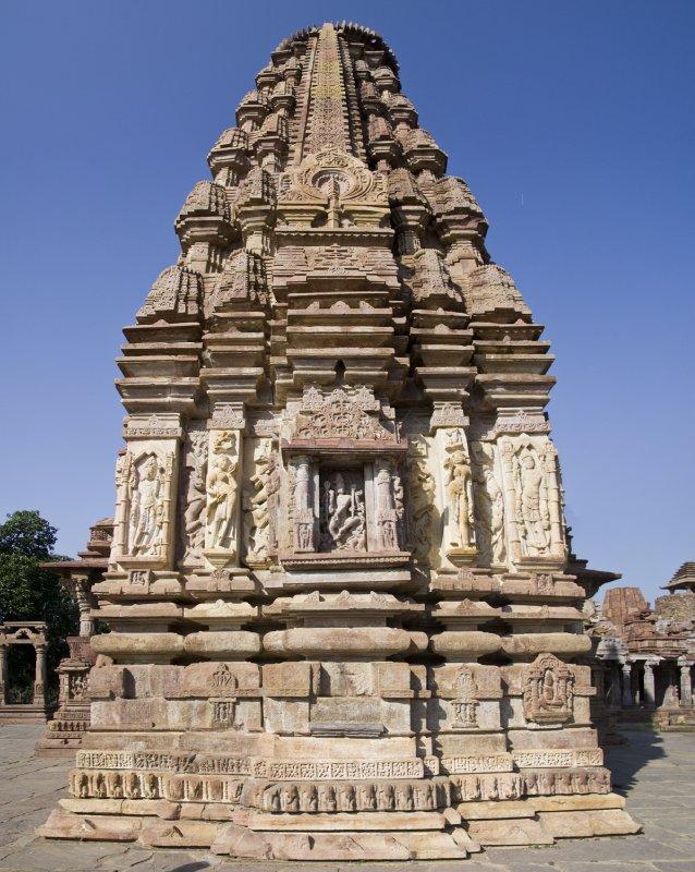 Temple at Menal
