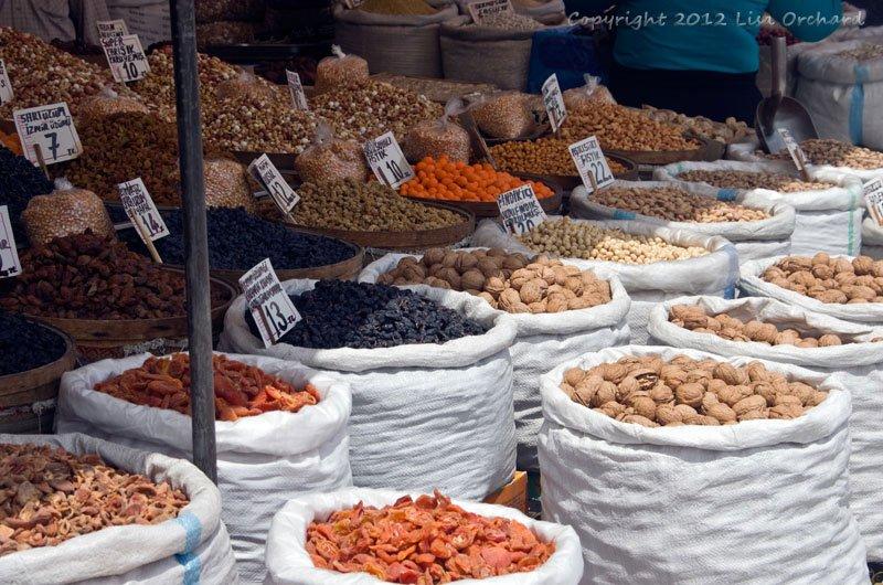 Ankara Citadel Nuts
