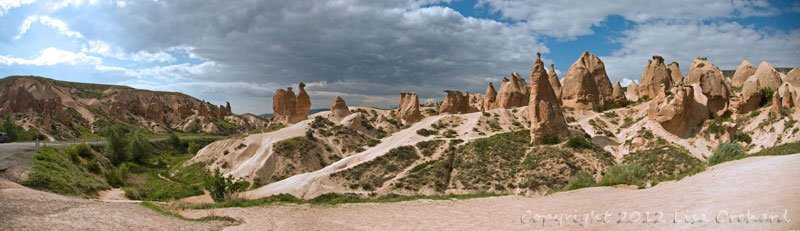 Camel Rock and other interesting formations in Devrent Valley