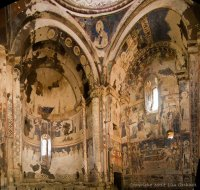 Beautiful art in the Church of St Gregory the Illuminator