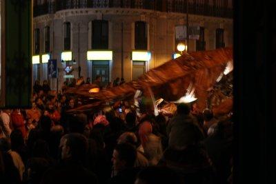 Dinosaur at Carnival