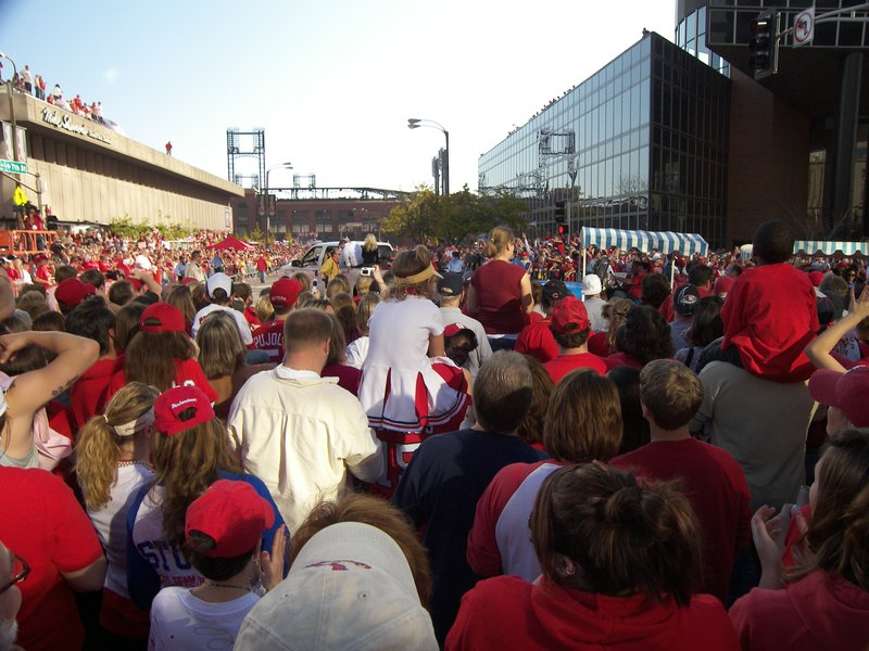 St. Louis Cardinals Victory Parade