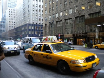 Taxi a NYC
