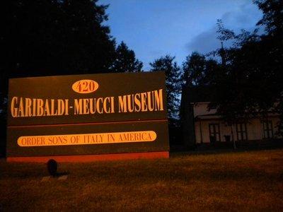 Museo Garibaldi Meucci