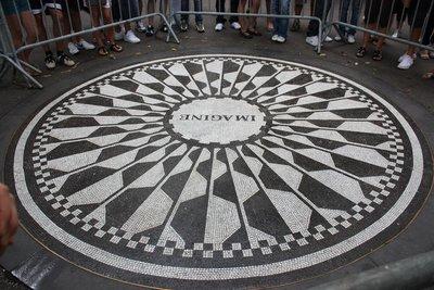 Mosaico per John