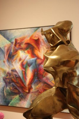 Boccioni al MOMA