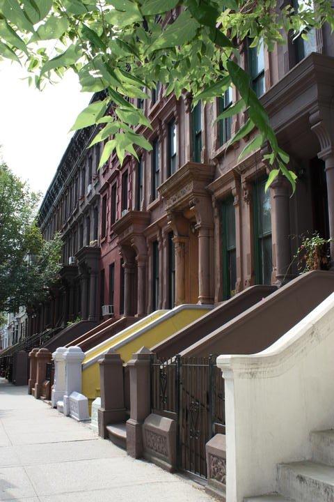 Home at Harlem