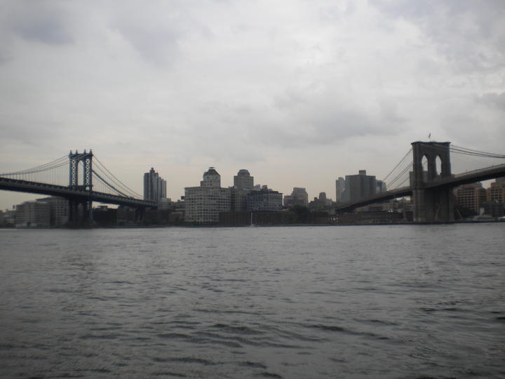 Ponti a New York
