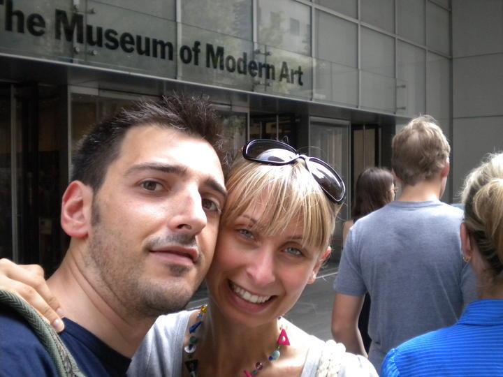 Noi al MOMA