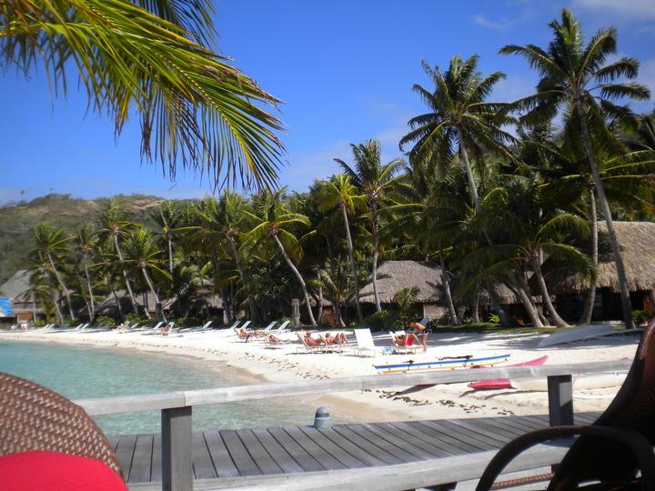 Spiaggia al Sofitel Marara