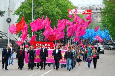 May Day Parade, Sevastopol