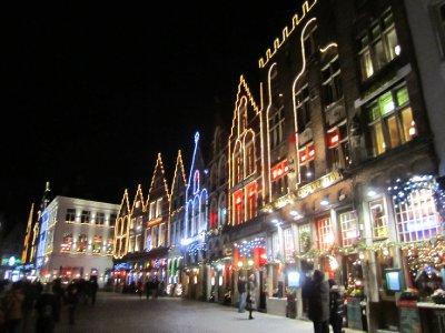Brugge - Markt Square