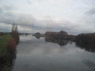 France (from the train)