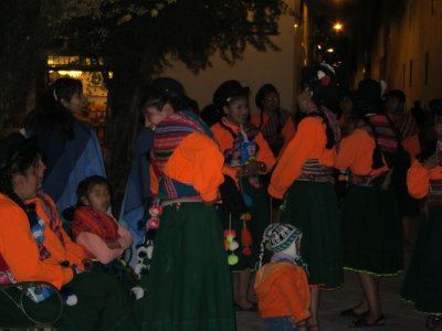 Orange Inti Raymi Band