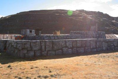 Inti Raymi Stage