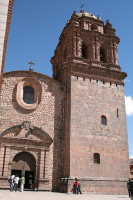 Bell Tower of the Santa Domingo Church