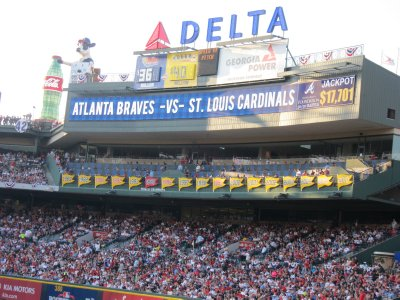 Braves vs Cardinals