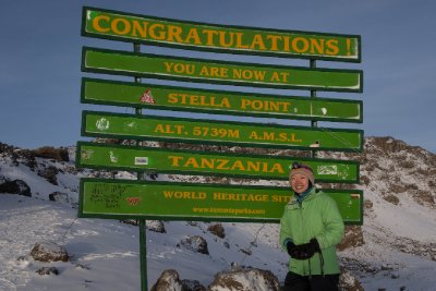 2013-03-10 - Tanzania - Kilimanjaro Day 7 - (28) - Stella