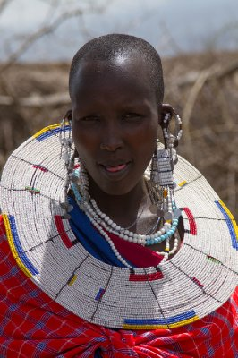 2013-03-17 - Tanzania - 2 - Ngorongoro Park - (94) - Maasai Village