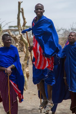 2013-03-17 - Tanzania - 2 - Ngorongoro Park - (144) - Maasai Village
