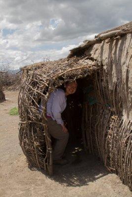 2013-03-17 - Tanzania - 2 - Ngorongoro Park - (161) - Maasai Village