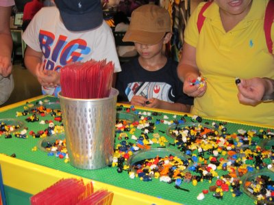 Build your own minifigures