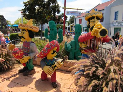 Lego Mariachi Band