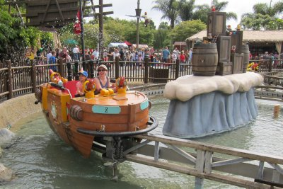 Splash Ride