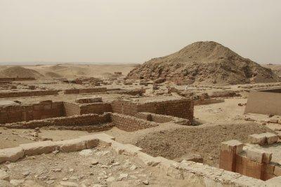 Unas Pyramid