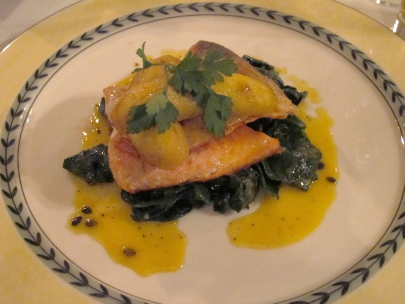 Trout Dish
