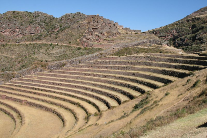 Farming Terraces