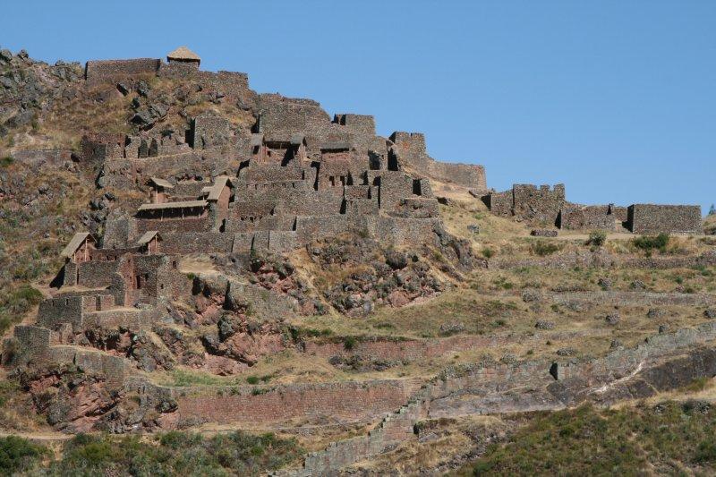 Pisac Fort