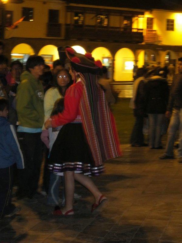 Inti Raymi Dancer