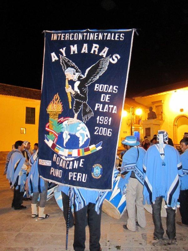 Blue Inti Raymi Band