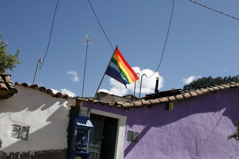 Cusco Flag